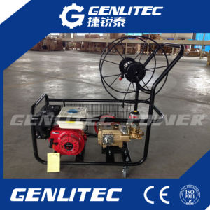 Trolley Gasoline Power Sprayer for Agricultural or Garden Use pictures & photos