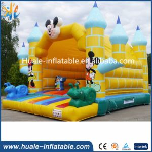 Factory Price Customized Inflatable Kids Bouncer Castle for Sale