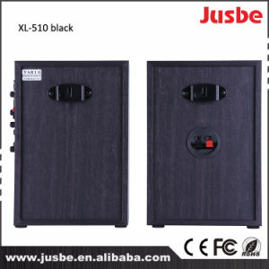 Manufacturer Costomized 40 Watts 2.0 Active Speaker with 2.4G bluetooth pictures & photos