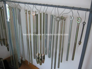 Various Rope Fasteners for Elevators pictures & photos