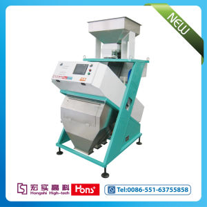 Hc1/Hf1 Mini Small Type Grain Color Sorter for Grain Processing pictures & photos