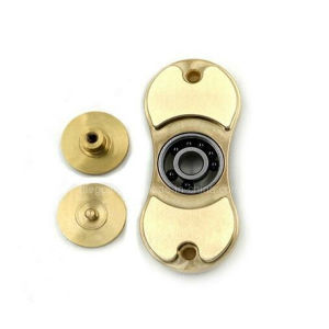2017 New Brass Hand Spinner Fidget Toy pictures & photos