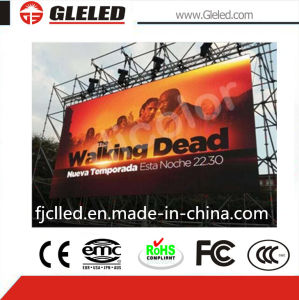 LED Display Panel for Outdoor Media Advertising pictures & photos