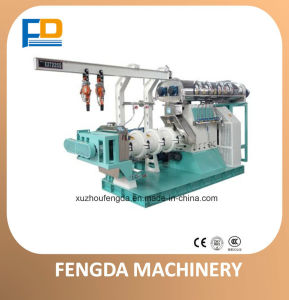 The Raw Material Extrusion Machine for Animal Feed Machine pictures & photos