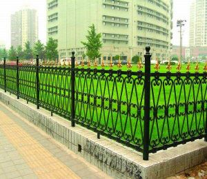 Zinc Steel Fence/High Security Fence for Garden/ Community pictures & photos