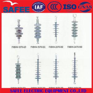 China 110kv-8kn Polymer Composite Post Insulator - China Insulator, Composite Insulator pictures & photos