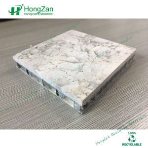 Stone Like Aluminum Honeycomb Panel for Indoor/Outdoor Use pictures & photos