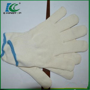 High-Quality Working Gloves, Nylon /Cotton Gloves 750g From Linyi Factory pictures & photos