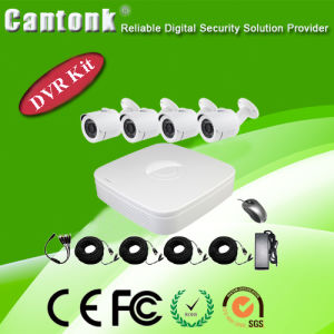 CCTV Factory DIY 4CH Digital 2MP Ahd DVR Kit (XVRPA420RV20) pictures & photos