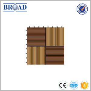 Wood Plastic Composite DIY Tiles pictures & photos