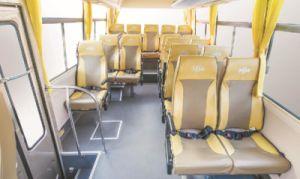 Bus (HK6669G) pictures & photos