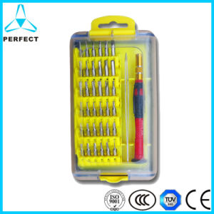 Cr-V Steel PP Handle Screwdriver Set for Laptop pictures & photos