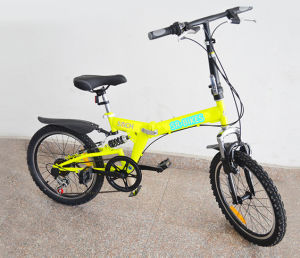 2017 New Foldable Bicycle pictures & photos