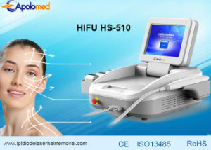 Professional 4 MHz Hifu Ultrasonic Machine for Face Lift pictures & photos