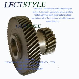 Duplex Duplicate Dual Oil Pump Gear for Machine Tool, Agricultural Machine and Truck pictures & photos