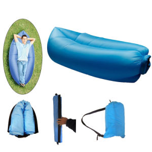 Nylon Foldable Air Bag Laybag for Camping Outdoor Inflatable Sofa pictures & photos