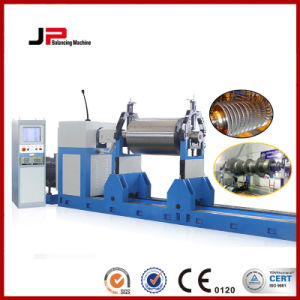 Industrial Program Dynamic Balancing Machine for Turbine Rotor or Turbine Shaft pictures & photos