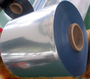 Calendered PVC Shrink Film for Sleeve Label, Tubing, Wine Capsule Application pictures & photos