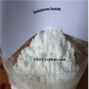 Muscle Growth Steroid Powder Testosterone Acetate/Test a with Safe Shipping pictures & photos