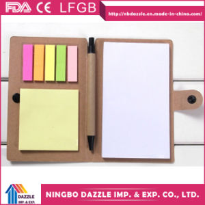High Quality Office Supply Sticky Memo Note Pad with Pencil pictures & photos