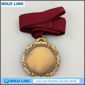 Zinc Alloy Casting Blank Medal Custom Medals Metal Coin pictures & photos