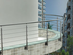 Handrail Project/Railing Balustrades pictures & photos