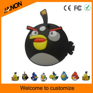 Customized PVC USB Flash Drive Birds Shape USB Pen Drive pictures & photos