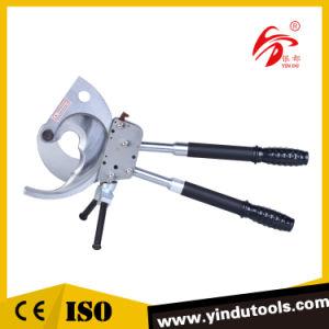 Cu-Al Ratchet Wire Cutter (XD-100A) pictures & photos