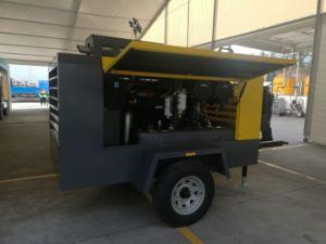 Atlas Copco 582cfm 17bar Portable Air Diesel Compressor for Mining pictures & photos