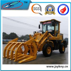 Xd935g 3.0ton Front End Loader with Grass Grabber Deutz Engine pictures & photos