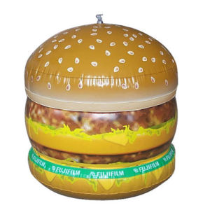 Good Food Model Advertising Products PVC or TPU Inflatable Bread Display pictures & photos