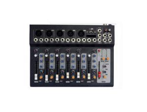 F7 USB Mini Audio Mixer Enping Sound Equipment pictures & photos