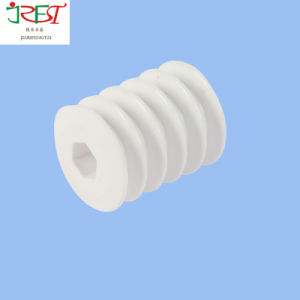 Al2O3 Ceramic Customized High Precision Ceramic Screw Thread Tube pictures & photos