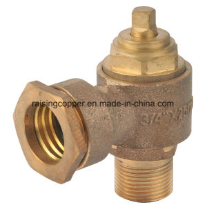 Bronze Swivel Ferrule Valve pictures & photos