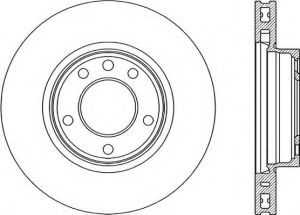German Vehicles Automotive Spare Parts Brake Discs pictures & photos