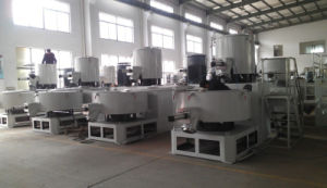 Ce High Speed SRL-Z500/1000A Vertical Plastic Mixer Machine pictures & photos