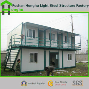 Modern Design Low Cost Prefabricated Container House for Sale pictures & photos
