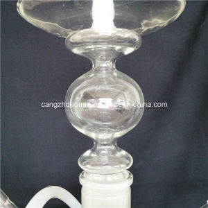 Customized Glass Shisha Hookah with LED pictures & photos