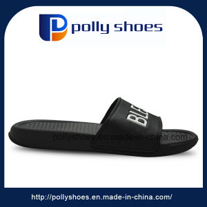 Thickness Sole Mens Felt Slippers in EVA pictures & photos