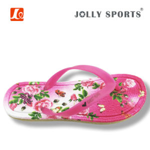 2016 New Style Summer Flip Flop Slippers for Women&Men pictures & photos