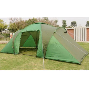 Go Camping with a Large Tent! Big Family Tent for 8-10 Person