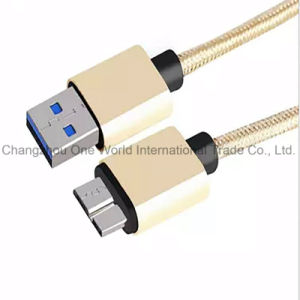 China Made Durable USB Am to Mini Bm Cables pictures & photos