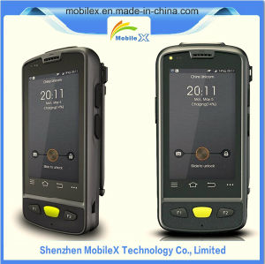 Handheld Barcode Scanner, Android OS, Industrial Mobile Computer pictures & photos