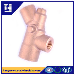 Brass Compression Connectors on Pipes pictures & photos