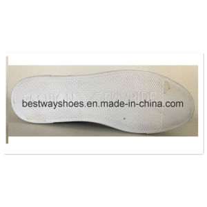 New Style Breathable Casual Shoes with PU Leather pictures & photos