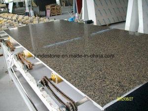 Multi Color Quartz Kitchen Countertop pictures & photos