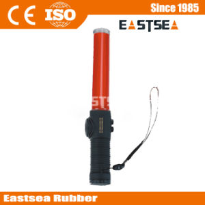 Black & Red Color Highly Visible LED Traffic Baton (LTB-1) pictures & photos
