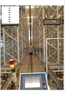 Automatic Warehouse Racking System pictures & photos