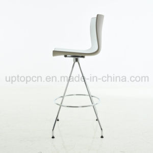 Durable Plastic High Bar Stools with Chrome Legs (SP-UBC330) pictures & photos