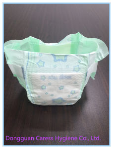 Very Soft High Absorbent Baby Diaper pictures & photos